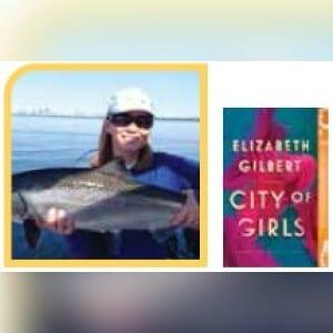 """Mandy Stone Mason I'm currently reading """"City of Girls"""" and like it."""